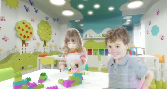 Návrh mateřské školy, Praha