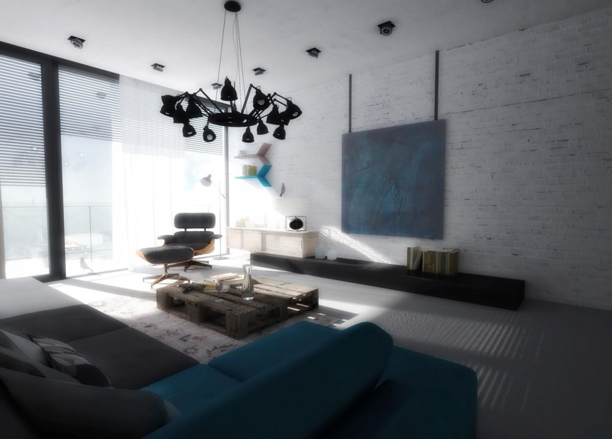 navrh studie interieru obyvaciho pokoje s kuchyni architekt brno interier interiery obyvaci pokoj obyvaci pokoje kuchyn kuchyne kuchynska linkou s kuchynskou designovy designoveho linkou designer designerka designeri jihlava praha ostrava moderni moderniho modernich architekt architektka