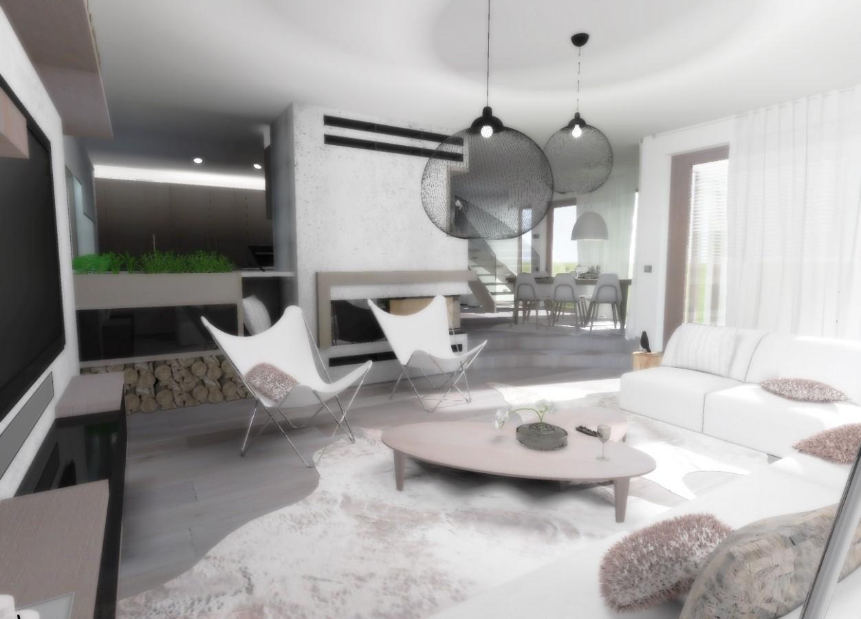 navrh interieru obyvaciho pokoje obyvaku designer architekt studie design interier obyvaci pokoj v rodinnem dome rodinneho domu