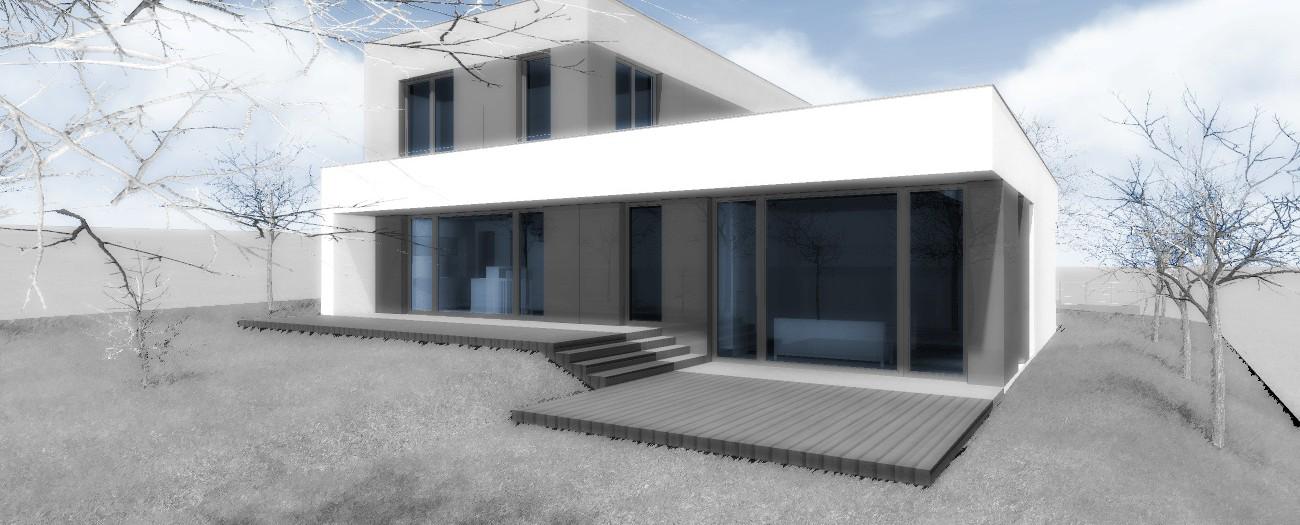 navrh navrhy navrhu navrhovat navrzeny dum domu stavba stavby  architektura architektonicky architektonicke architektonicka studie