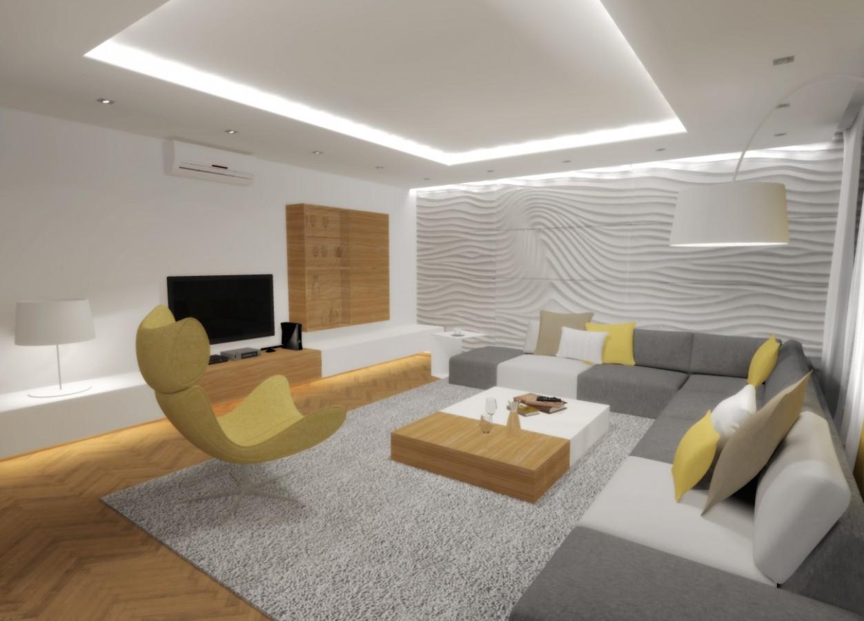 navrh navrhy navrhu navrzeny navrhovat navrhar navrhari navrzich interier interieru interierovy interierem design designer designeri designerka designovy obyvaci pokoj obyvaciho pokoje obytny prostor prostoru obyvak  zluta zluty zlute zlutym seda sede sedy sedym sedeho zluteho bila bile bileho bilem bilemu bilym minimalisticky minimalistickym minimalistickeho minimalismus minimalni moderni moderniho modernim modernimu styl stylu stylovy podhled podhledy podhledem intimni atmosfera prijemny prijemne prijemnem byt bytu byte dum dome velky velke barevny barevne utulny utulne utulneho barevneho zajimavy zajimavem zajimaveho
