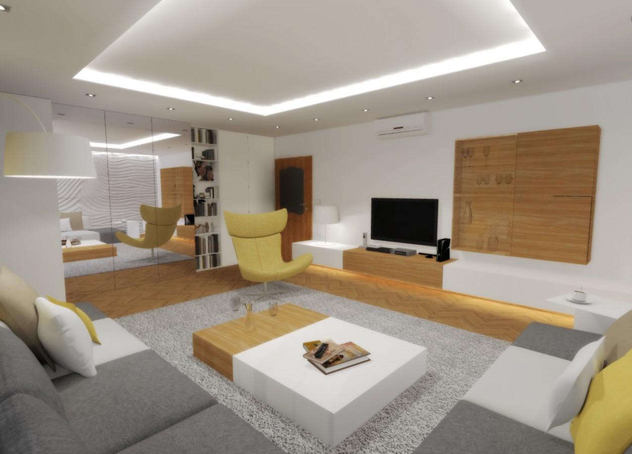 navrh navrhy navrhu navrzeny navrhovat navrhar navrhari navrzich interier interieru interierovy interierem design designer designeri designerka designovy obyvaci pokoj obyvaciho pokoje obytny prostor prostoru obyvak  zluta zluty zlute zlutym seda sede sedy sedym sedeho zluteho bila bile bileho bilem bilemu bilym minimalisticky minimalistickym minimalistickeho minimalismus minimalni moderni moderniho modernim modernimu styl stylu stylovy podhled podhledy podhledem intimni atmosfera prijemny prijemne prijemnem byt bytu byte dum dome velky velke barevny barevne utulny utulne utulneho barevneho zajimavy zajimavem zajimaveho  praha brno jihlava ostrava zlin znojmo trebic plzen liberec trest telc polna havlickuv brod ceske budejovice karvina dacice pardubice chotebor rekonstrukce rekonstruovany rekonstruovat po rekonstrukci  jihlava v prijemnych tonech prijemne tony barvy barvach prirodni  nadcasovy nadcasoveho nadcasovem duchu architekt architekti  studie architektonicka home house interior minimalistic furniture modern white grey yellow wood