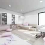 design detskeho pokoje pro dvojcata