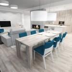 design interieru kuchyne jidelny obyvaku
