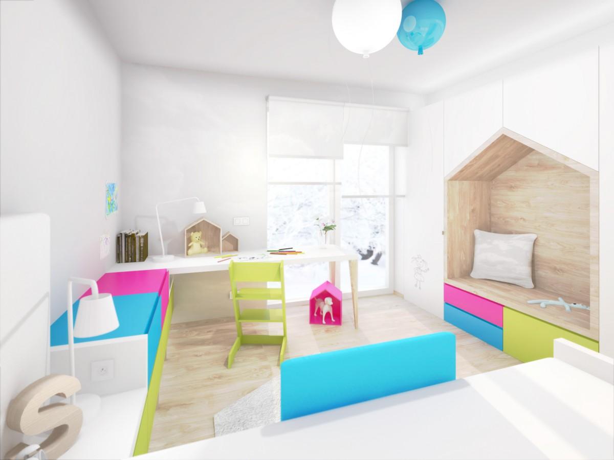 navrh navrhy navrhovat navrhovany navrhar navrharka navrhari design designer architekt architekti architektka architektonicke studio designerka designovy detsky pokoj detskeho pokoje pro holku holcici holcicku barevny barevneho pestrobarevny pestrobarevneho v pestrych barvach modra modre modrou zelena zelene zelenou ruzova ruzove ruzovou bila bile bilou bily modry ruzovy zeleny s domeckem domecky domeckovy drevo dreveny drevem seda sede sedy sedou sedym moderni moderniho modernim stylu stylovy vesely veseleho pokojicek pokojicku decak detsky pokoj holcici pro holcicku white green pink blue grey childroom children room kidsroom room for kid