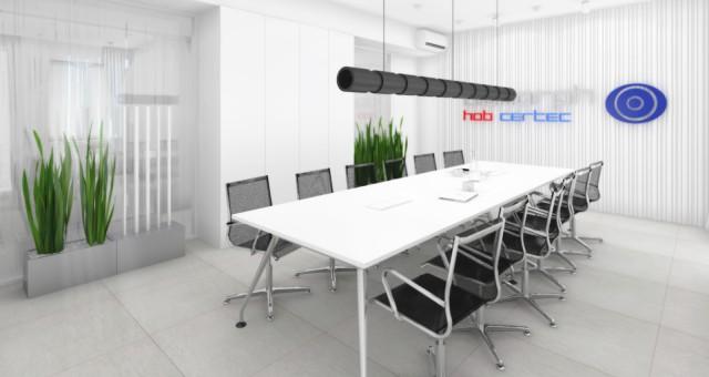 Návrh kancelářských prostor firmy, Plzeň